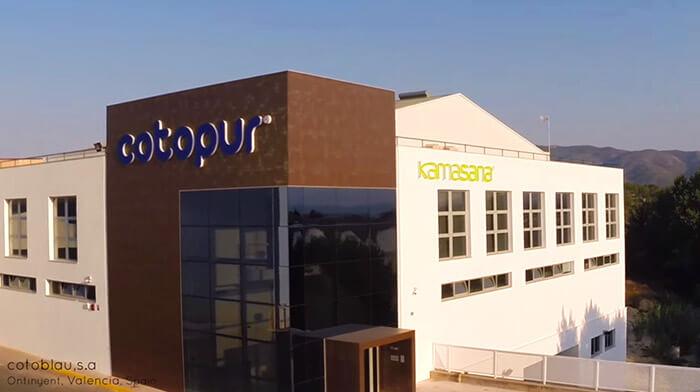 Фабрика матрасов Камасана премиум класса в Испании