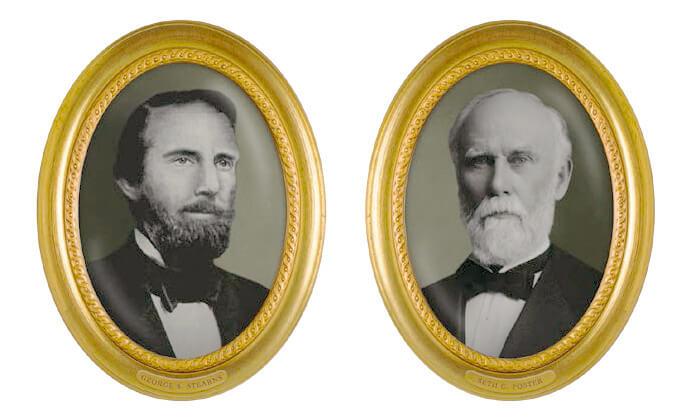 Основатели компании Stearns and Foster