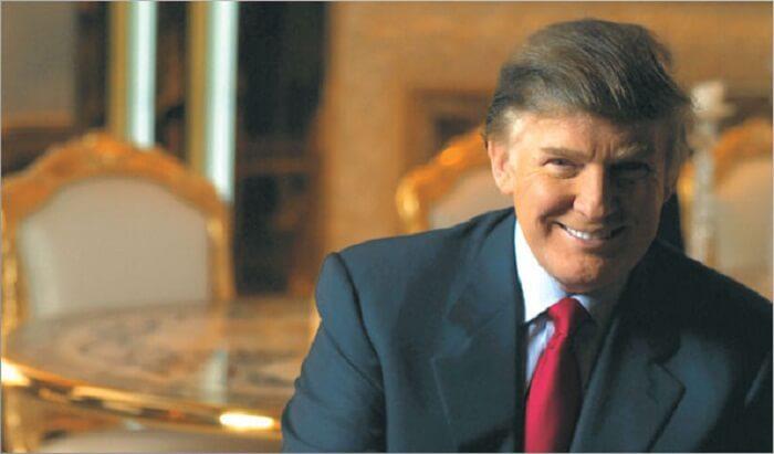 Дональд Трамп (Donald John Trump)
